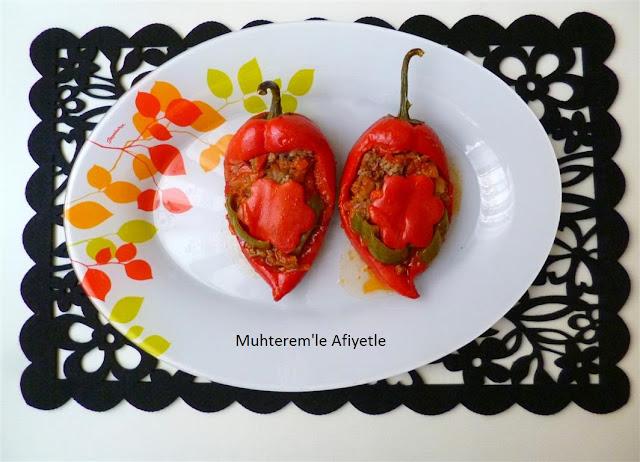 Red pepper recipes