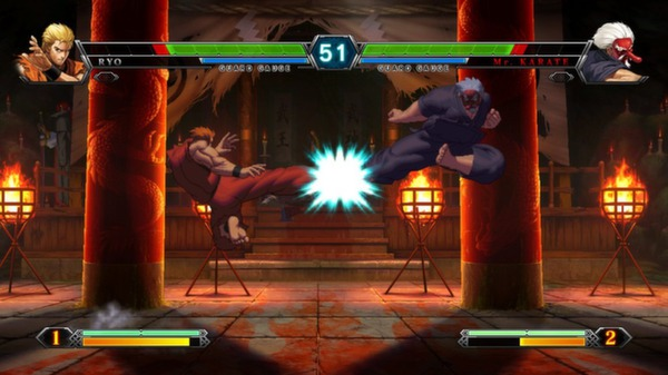 The King of Fighters XIII For Free