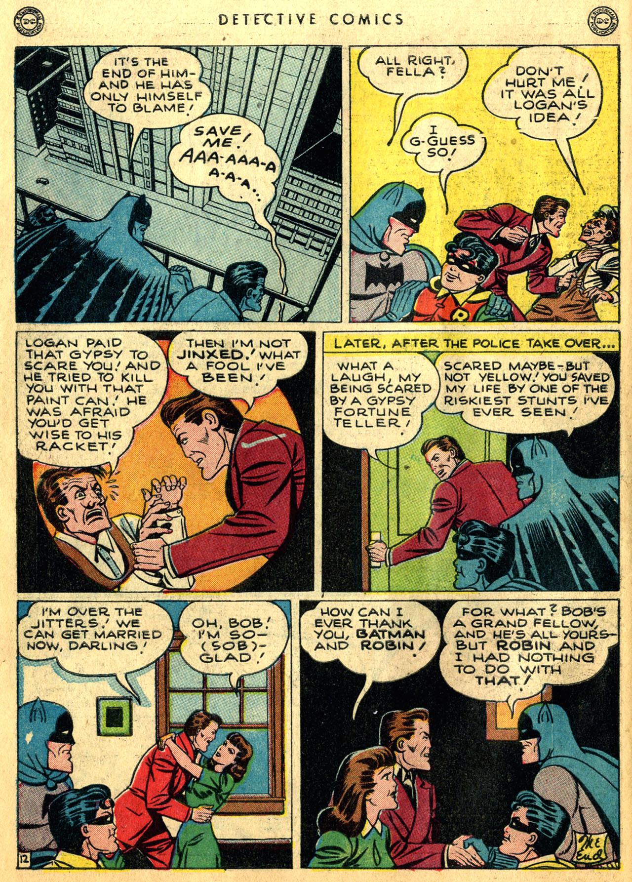 Detective Comics (1937) 117 Page 13