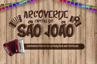 Agenda de Shows São João Arcoverde PE Programação Completa