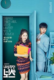 Drama Korea Introverted Boss Full Episode