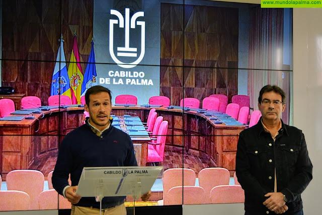 El presidente, Mariano H. Zapata, coordinará medidas económicas con todos los Ayuntamientos de la isla, patronales, sindicatos y grupos políticos