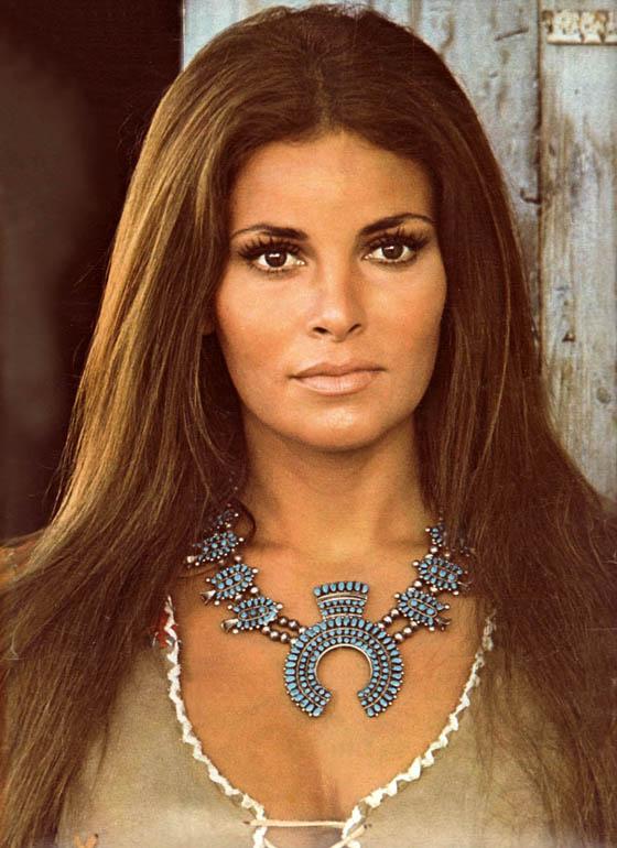 Originally Loved Vintage 1970s Raquel Welch