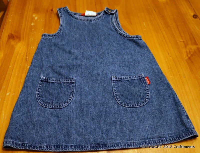 denim jumper before