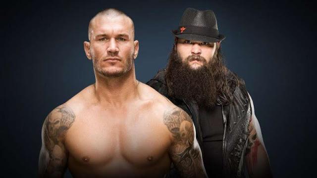Bray Wyatt Vs Randy Orton at Payback 2017