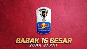 Jadwal Madura United vs Sriwijaya FC di Babak 16 Besar Piala Indonesia