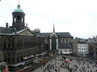visite du Palais Royal Amsterdam