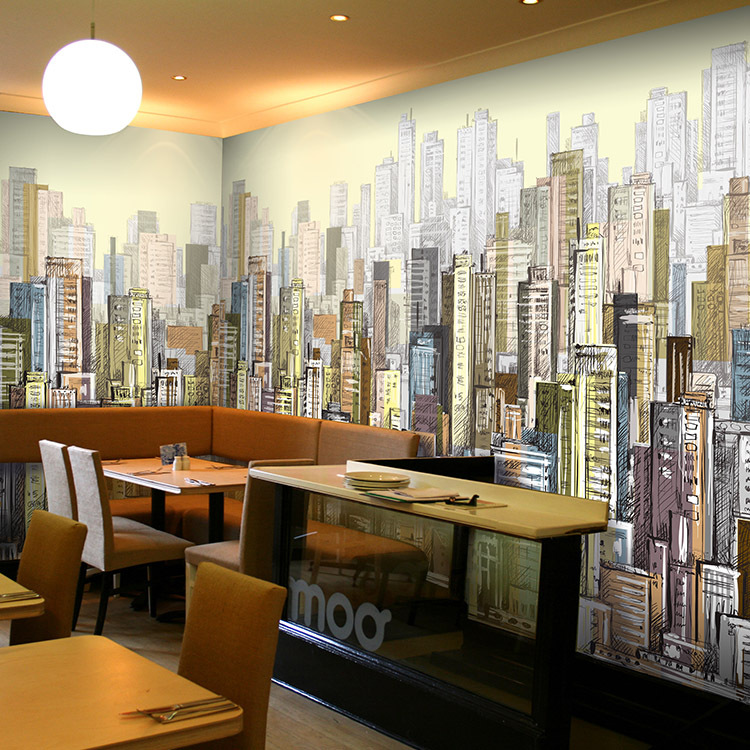 Tuyệt chiêu lựa chọn giấy dán tường cho phòng bếp đẹp và giá rẻ tại TPHCM