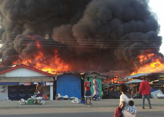 Tragedy as midnight fire kills doctor, two others in Bauchi