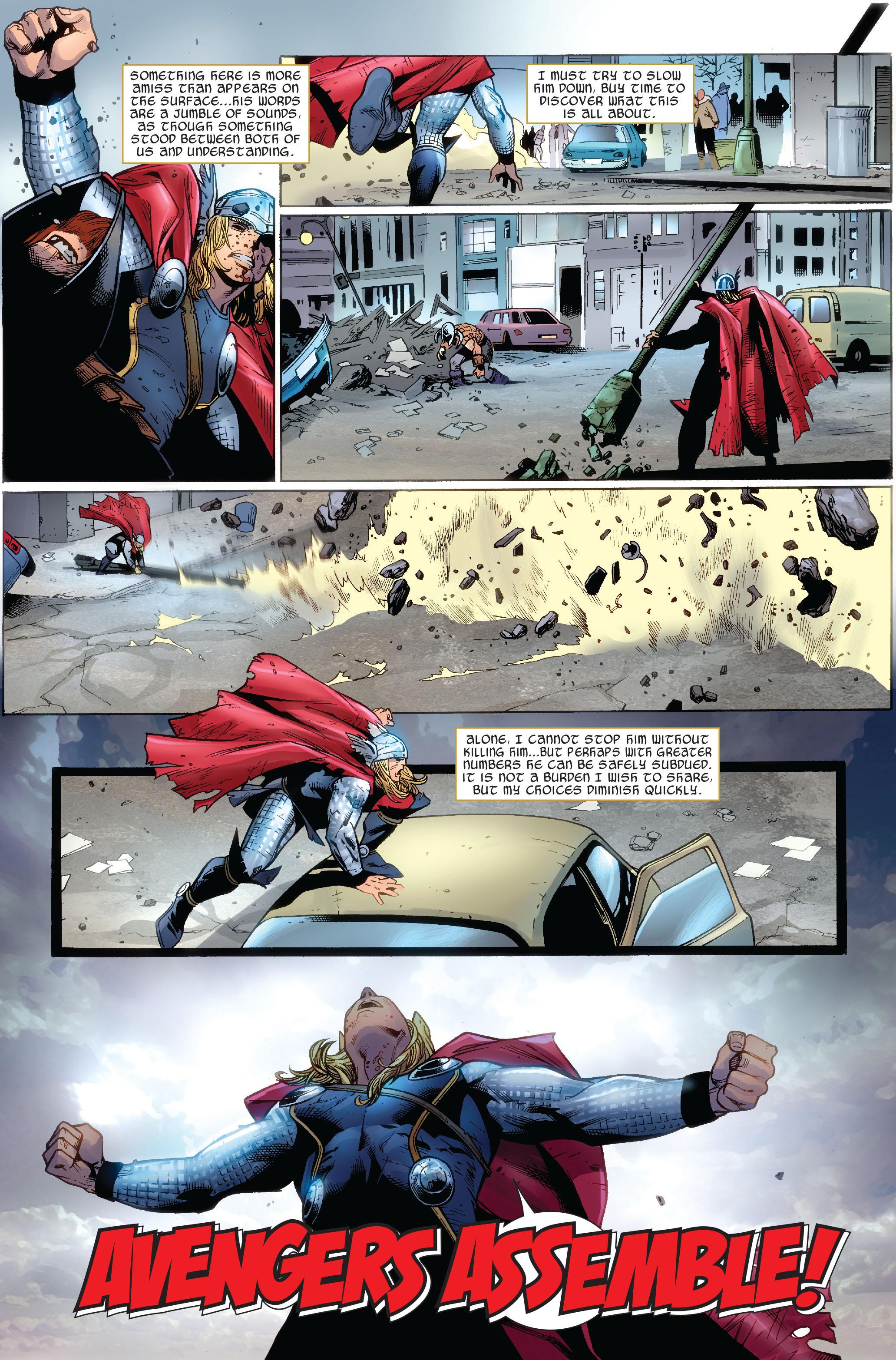 Thor (2007) Issue #600 #13 - English 22