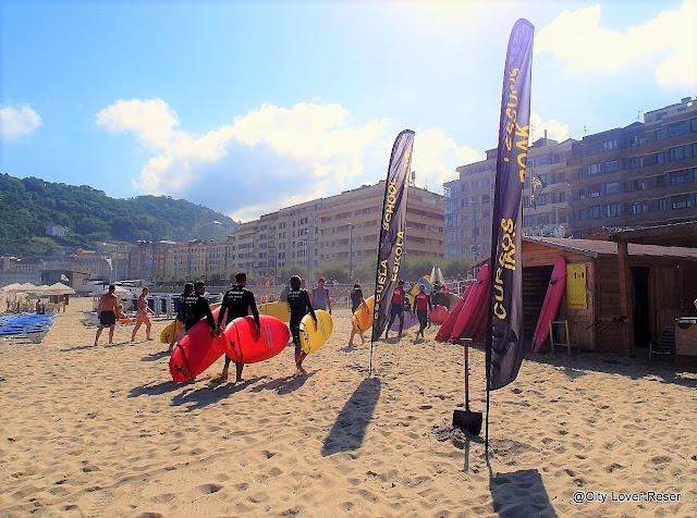 best surfing beach in Europe