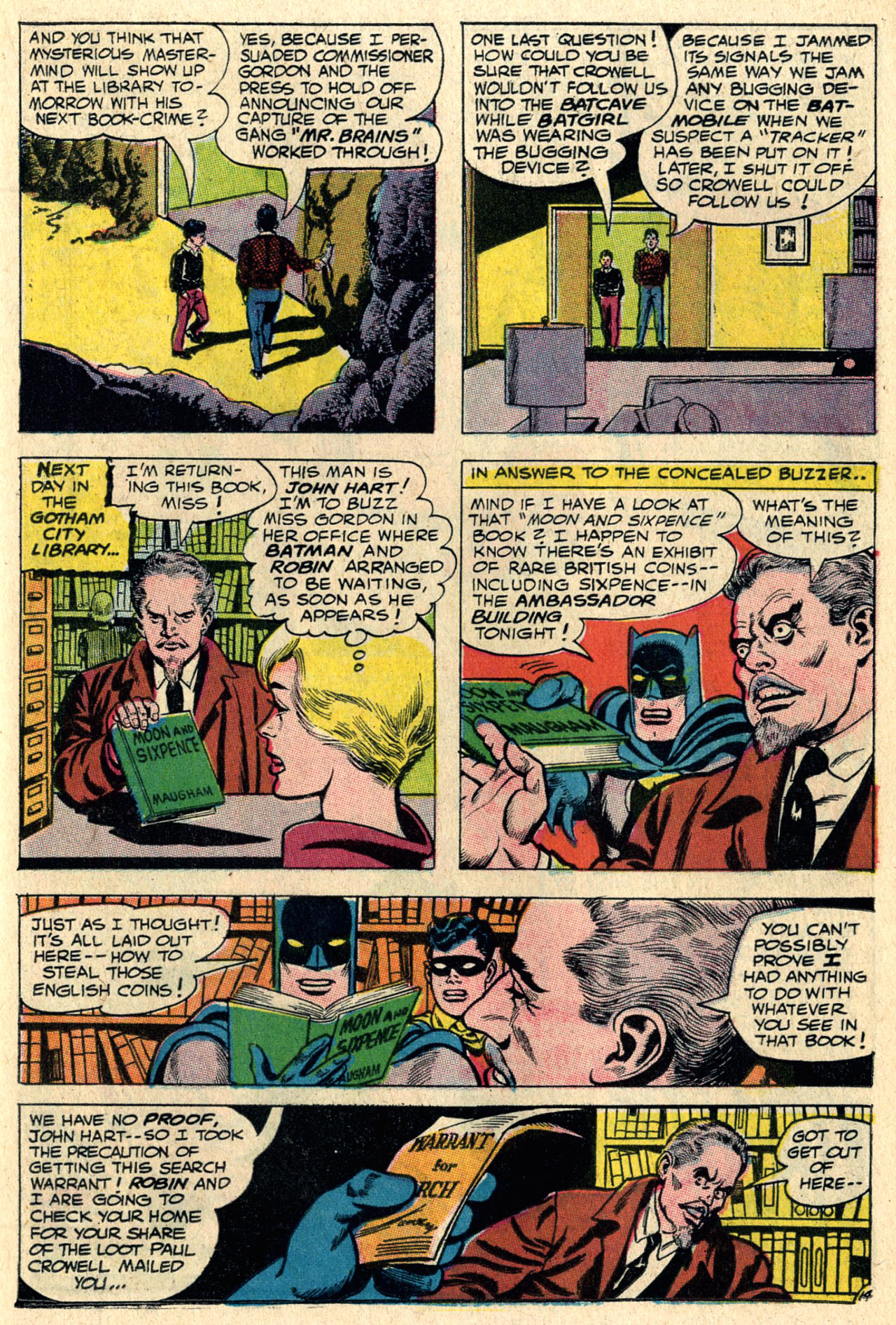 Detective Comics (1937) 363 Page 18