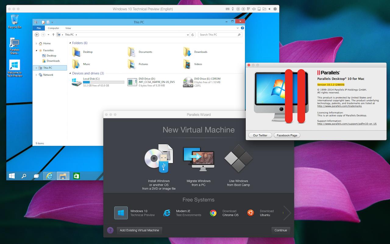 parallels desktop 13.3.2 activation key