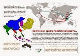 contoh statistik diagram peta kartogram
