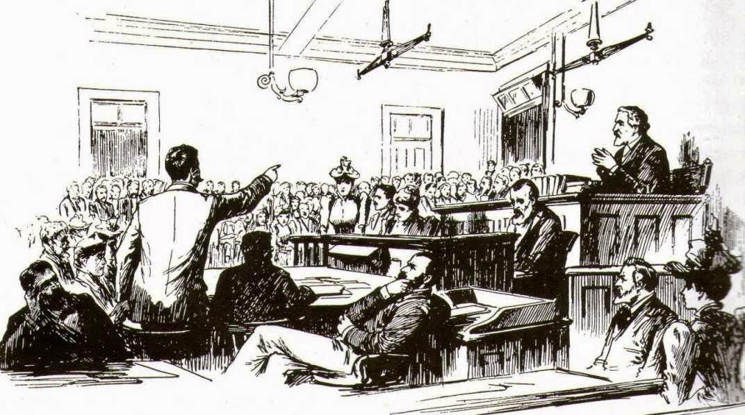 Oralidad y escritura en juicio