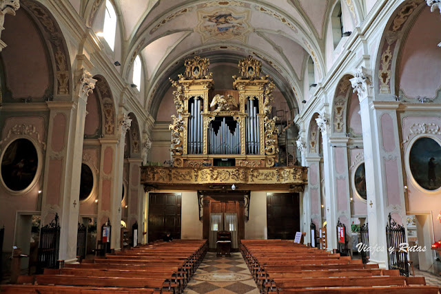 Santuario de la Santísima Virgen del Santo Rosario, Fontanellato