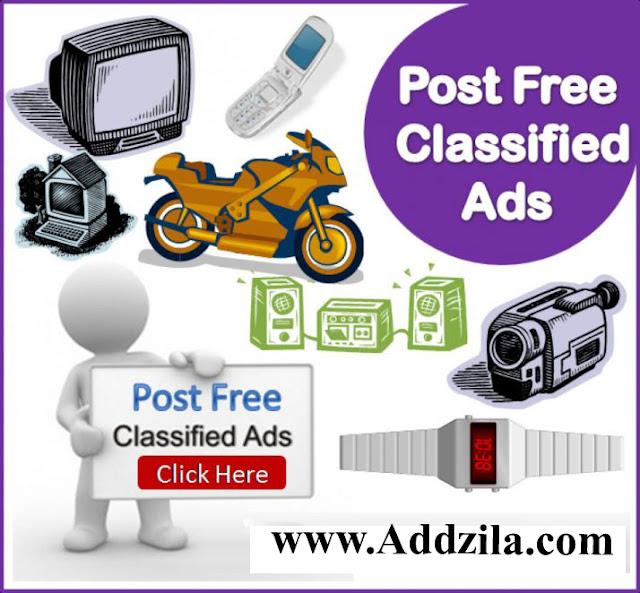 Add zila Free Classified Add Post in Paksitan: Top 10