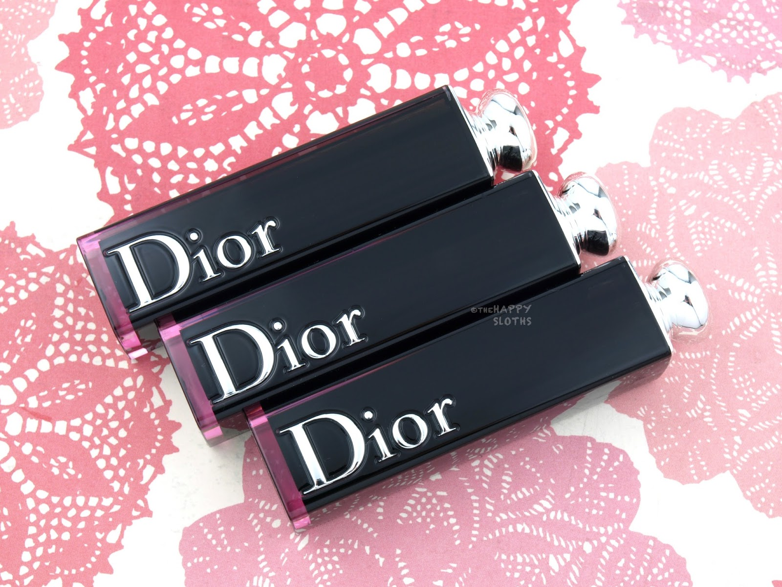 Dior Addict Lacquer Stick: Review and Swatches
