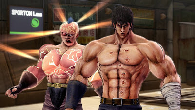 Fist Of The North Lost Paradise Game Screenshot 2