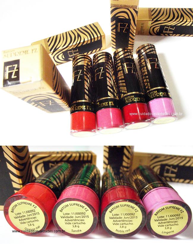 Batom Supreme FZ Fenzza Make Up