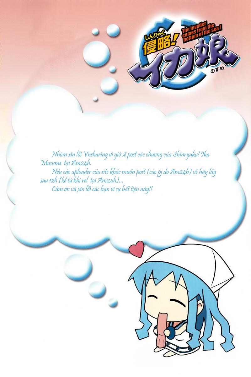 Shinryaku! Ika Musume Chap 75 - Truyen.Chap.VN