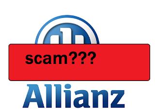 Asuransi Allianz Penipu