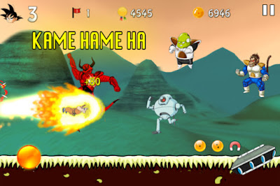 Game Dbz Adventures for android