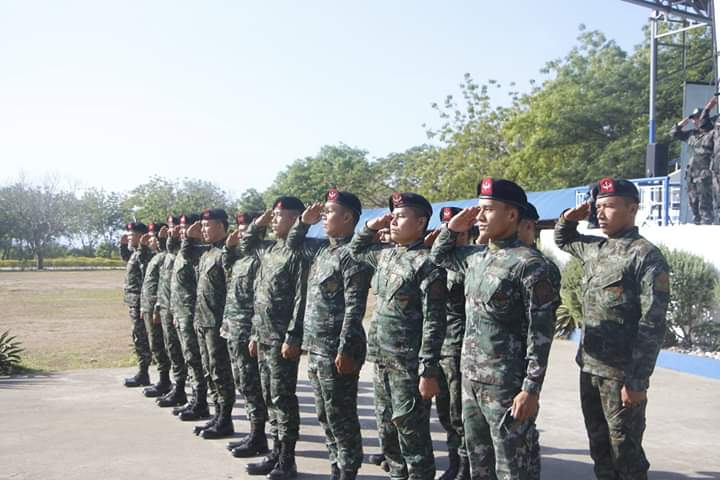 15 PNP SAF Troopers Conferred with Medalya ng Kagalingan