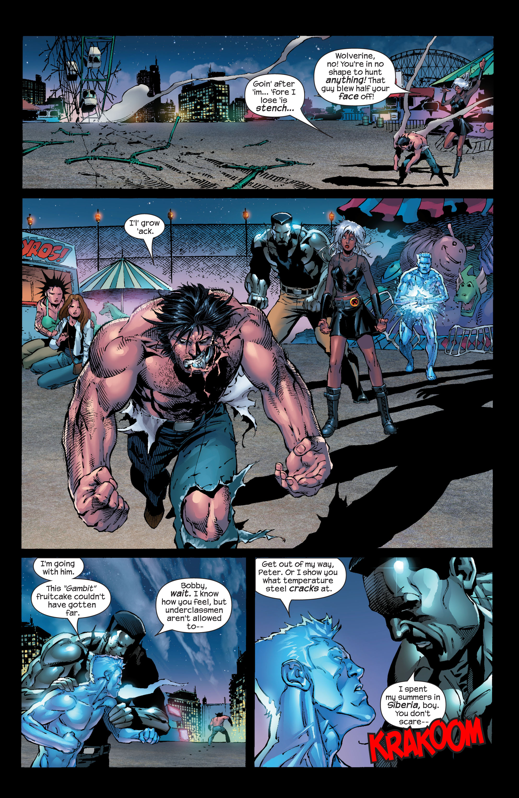Read online Ultimate X-Men comic -  Issue #51 - 6