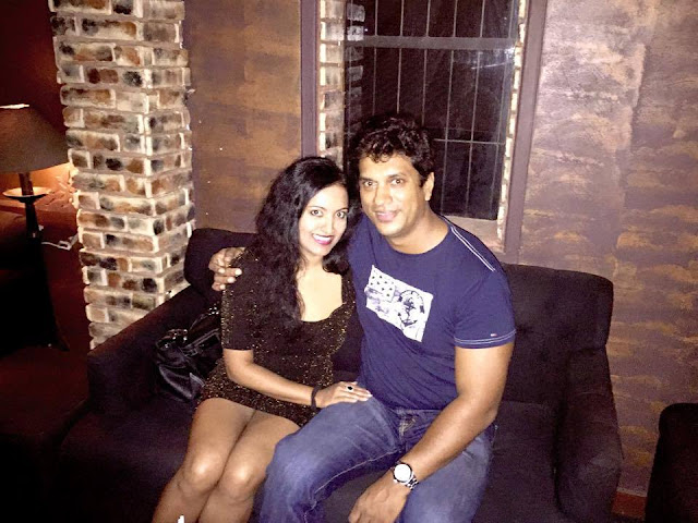 Roshan Pilapitiya new Girlfriend  Sunalie Ratnayake