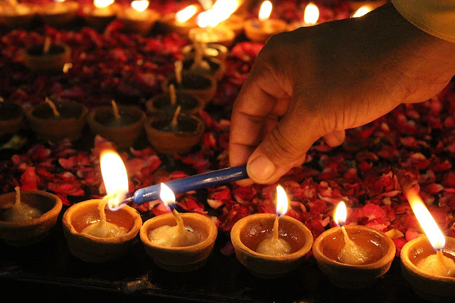 Tihar, the festival of lights