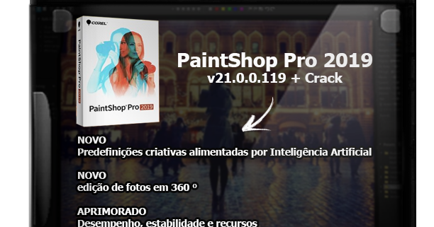 Corel PaintShop Pro 2019 Ultimate 21 0 0 119 crack
