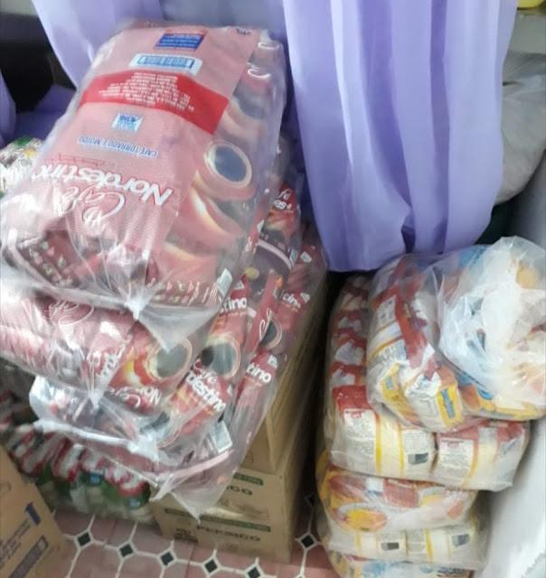 Unidades de saúde de Goiana estão abastecidas com alimentos