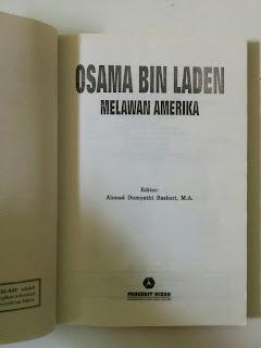 Osama bin Laden Melawan Amerika