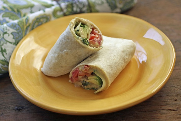 Curry Chicken Wrap Whole Foods Calories