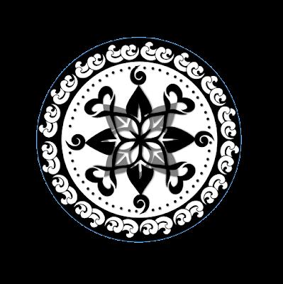 Free Clipart Ruddrataksh Mandala