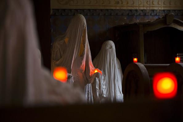 """Dulu Ramai Umat, Sekarang Gereja St George di Republik Ceko Dihuni """"Hantu"""""""
