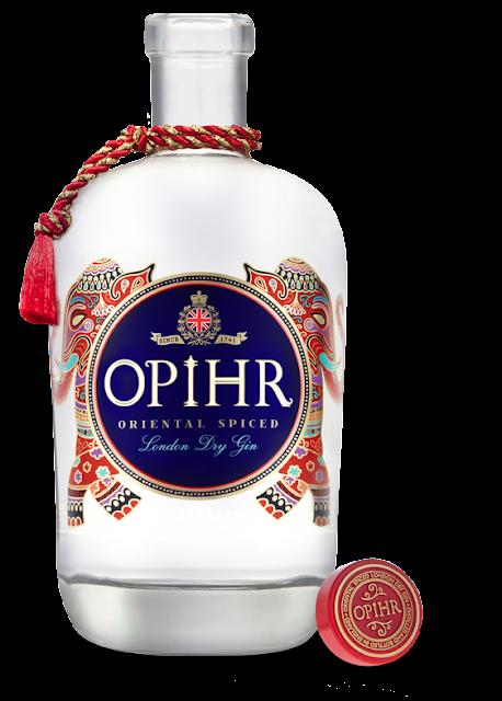 Ophir gin bottle