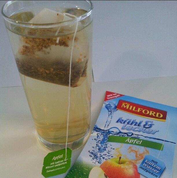 milford tee kühl und lecker