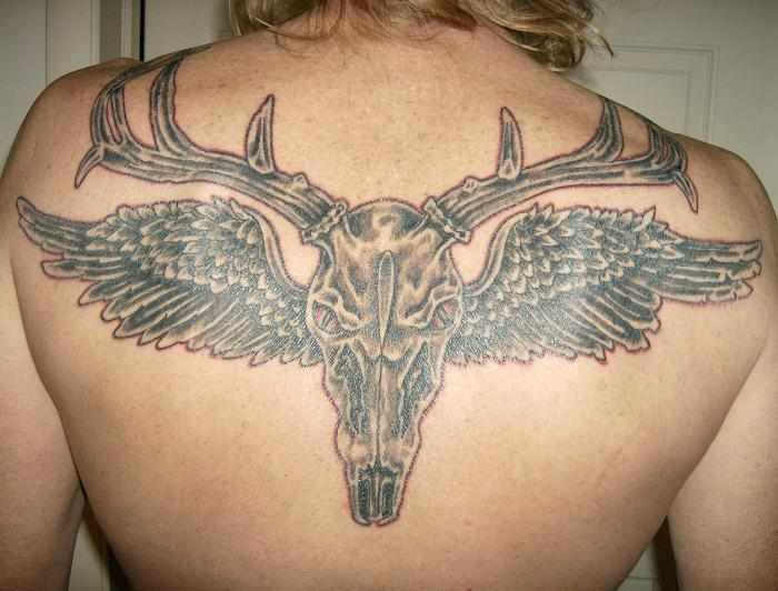 35981667e Deer Calf Tattoo Jackalope Tattoo Claddagh Tattoo Navy Diver Helmet. Deer  Head Tattoo Design Photo Gallery Deer Head Tattoo Ideas