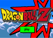 Dragon Ball Z Defense In Cloud