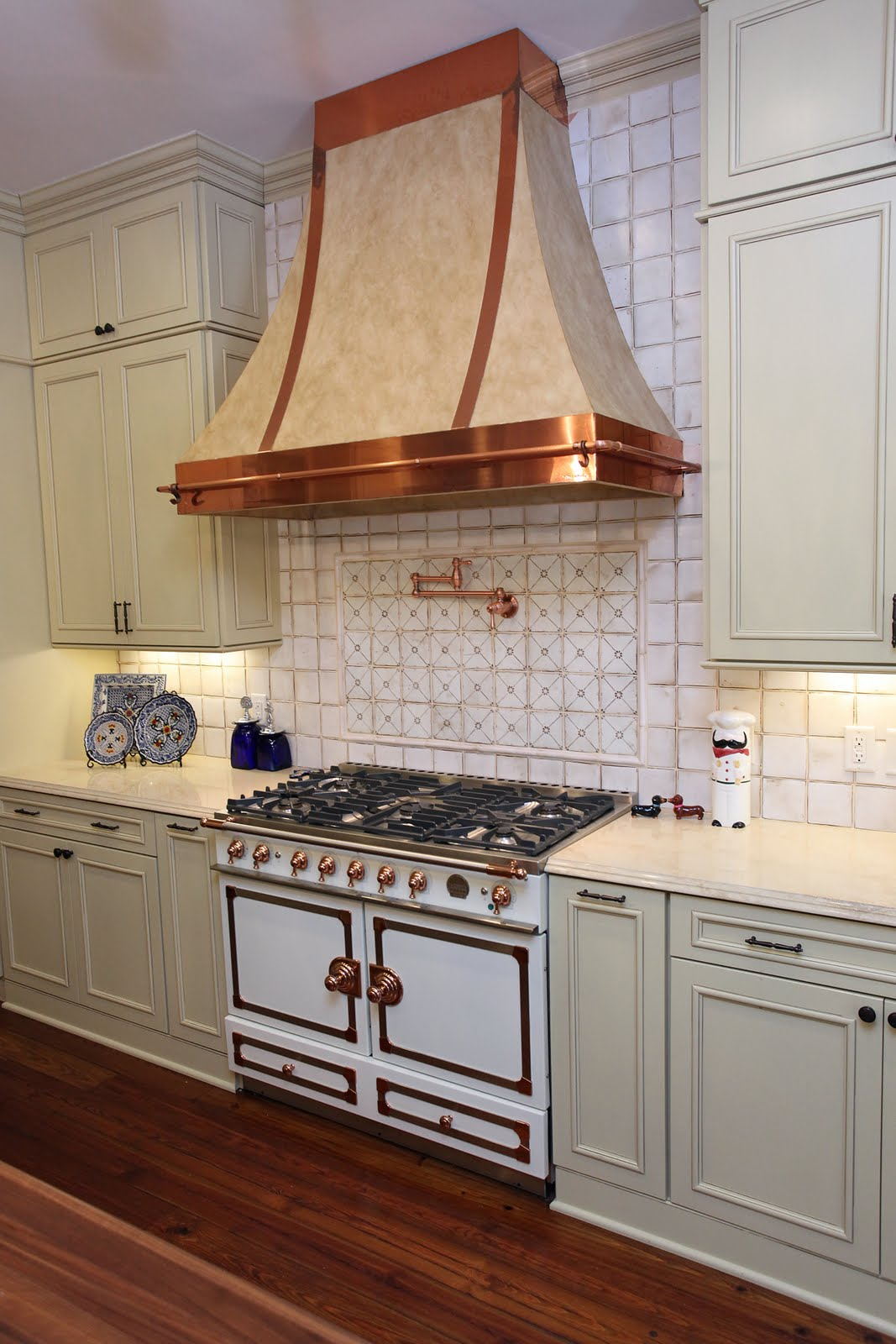 A New Orleans Style French Country Kitchen