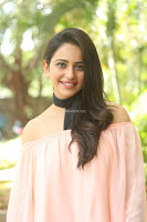 Rakul Preet Singh in lovely Pink Crop Top and Black Trousers at Jaya Janaki Nayaka success meet 026.JPG