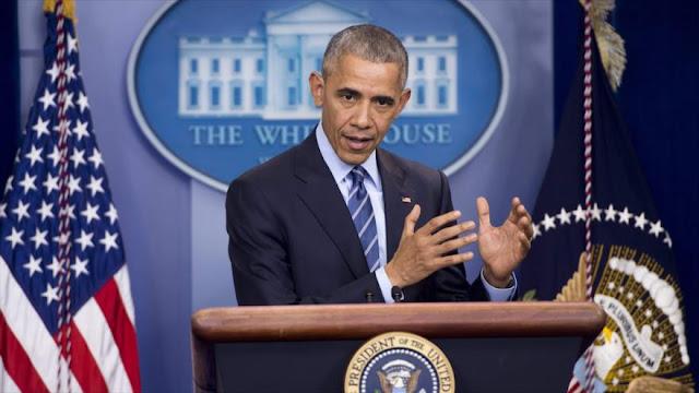 Obama ordena sanciones contra Rusia por supuestos ciberataques
