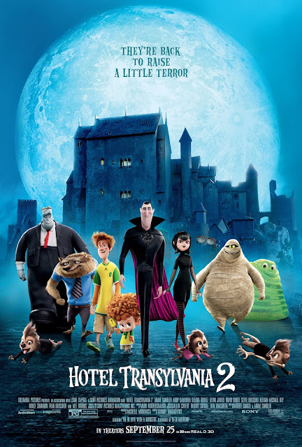 Hotel Transylvania 2, Movie Poster, Directed by Gendy Tarkovsky