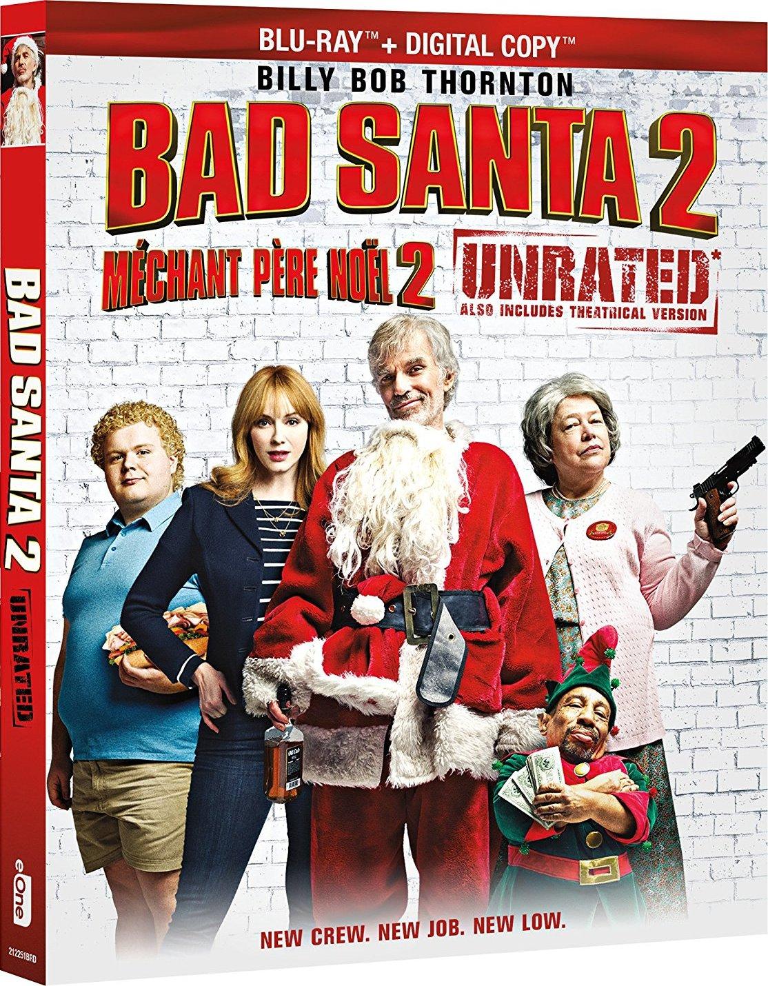 Bad Santa 2 BD25 Descargar LATINO
