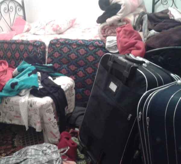 إقليم الحوز:اعتداء و سرقة مسكن أستاذتين بجماعة تغدوين
