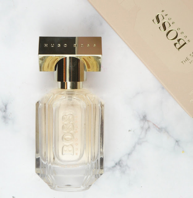 Hugo Boss - The Scent, For Her Eau De Parfum Review Lovelaughslipstick Blog