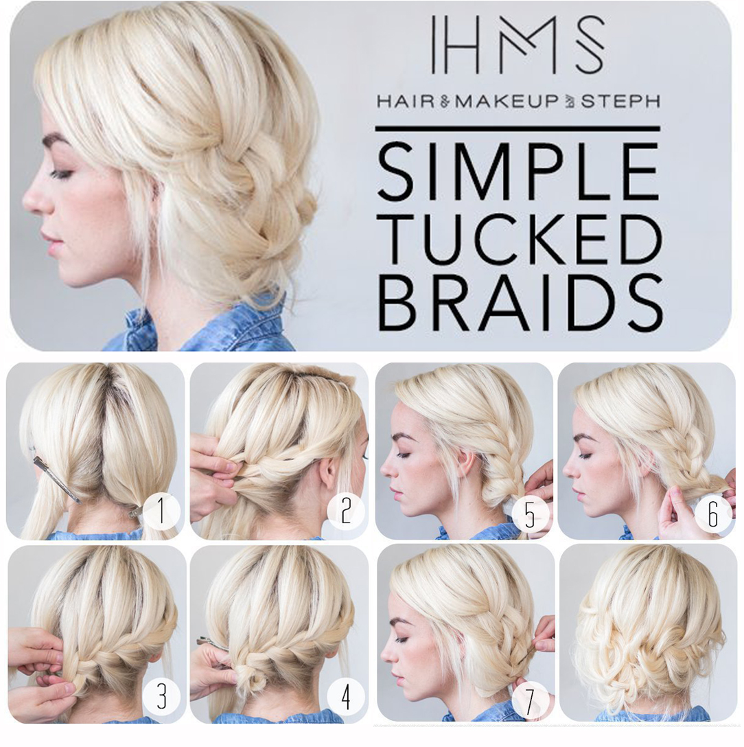 Top Hair Braid Tutorials