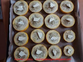 cukinia z pieca; pieczona cukinia, pomysł na cukinię; co zrobić z cukinii